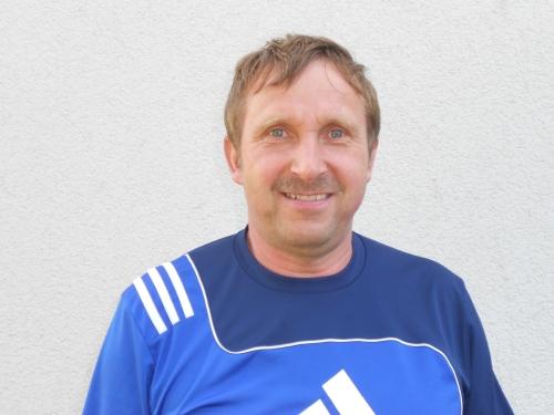 Trainer Markus Argauer