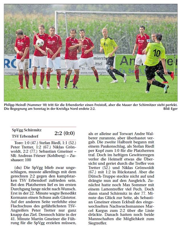 2014-09-08_NT_SpVggSchirmitz-TSVErbendorf